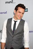 LOS ANGELES - AUG 1: Gabriel Macht Ankunft der NBC TCA Sommer 2011-Party im SLS Hotel auf Augus
