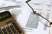 Kreditkartenabrechnung überprüfen