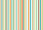 Retro Beach Holiday Stripes (vector)
