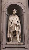 Statue of Giotto