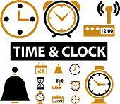 time & clock