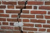 Stuck repaired wall