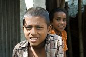Boys In Bangladesh