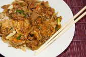 Chinese Beef And Oyster Sauce