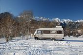 image of campervan  - An A - JPG