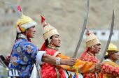 Artists On Festival Of Ladakh Heritage