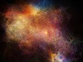 Evolving Fractal Nebulae