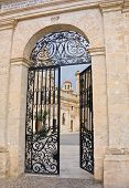 The Gate To Maltese Church