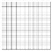 Gray grid paper