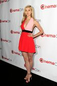LOS ANGELES - MAR 24:  Nicola Peltz at the Paramount Pictures CinemaCon 2014 Photo Call at Caesars P
