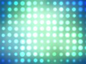Turquoise Glowing Abstract Background.