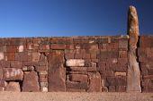 Tiwanaku Wall