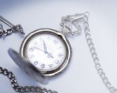 Antique Pocket Watches, Picture In Retro Style