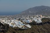 Fira On Santorini Island