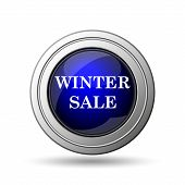 Winter Sale Icon