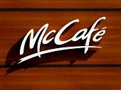 Mc Donald's restaurant