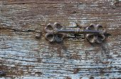 antique door-knocker