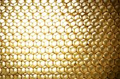 pic of honeycomb  - natural honeycombs from wax without honey honeycomb background - JPG