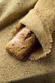 Brown Crusty Bread