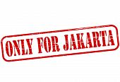 Only For Jakarta
