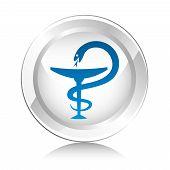 Medical Snake And Bowl