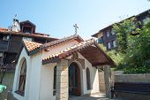 Sea chapel in the Sozopol