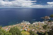 Madeira's (Portugal) beautiful green south coast