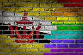 Dark Brick Wall - Lgbt Rights - Brunei