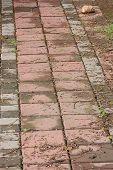Pavement Made Of Stone