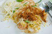 Pat Thai Popular Food Spicy