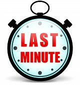 Last Minute Stopwatch