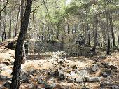 Ancient Agora of Kadyanda.