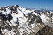 Pitztal Glacier Landscape