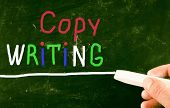 Copy Writing Concept