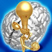 Golden Idea Mind