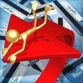 Risk Debt Arrow