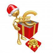 Christmas Gift Euro