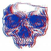 Skull Mask 3D