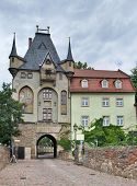 Gatehouse In Meissen