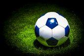 Soccerball In The Spotlight