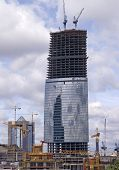 Construction of Moscow office center (1)