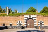Small Fortress Theresienstadt, Terezin, Czech Republic