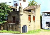 Building in Galle Fort
