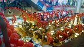 Iraqi preparations to celebrate Valentine's day