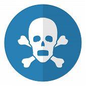 Skull Icon.