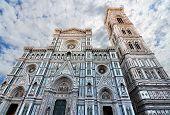 Basilica di Santa Maria del Fiore facade