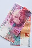 Banknote - 20 Swiss Francs
