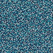 Abstract Knitted Pattern. Seamless Background