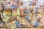 foundation of cobblestones