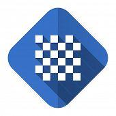 chess flat icon